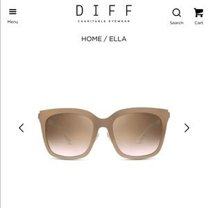 Brand new Diff Sunglasses!